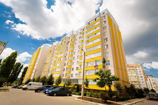 Bloc Locativ Alba Iulia 93-Orizont Construct 3